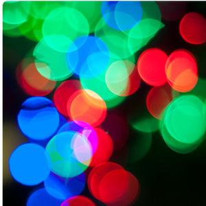 Optischer Filter / RGB