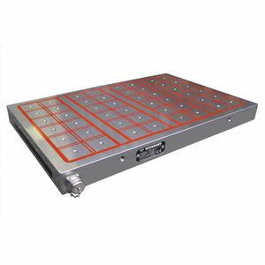 Elektropermanent-Magnetspannplatte