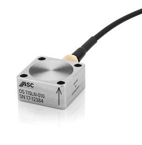 1-Achs-Beschleunigungsmesser / kapazitiv / geräuscharm / IP68