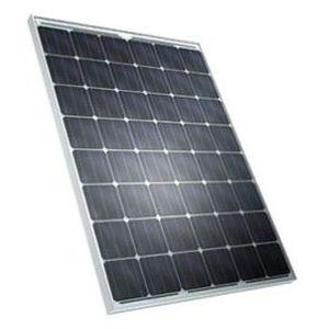 monokristallines Solarmodul