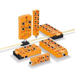 kompaktes E/A-Modul / digital / analog / ASi
