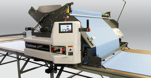 automatische Stofflegemaschine / Textilien