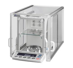 Laborwaage / Mikro / Analyse / mit LCD-Display