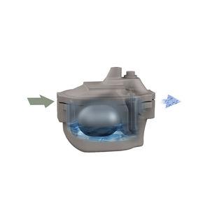 Abscheider und Ableiter / Zentrifugal / Kondensat / zur Flüssigabfallsammung / Gusseisen