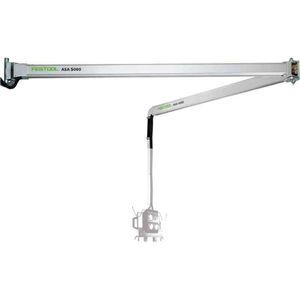 wandmontierter Absaugarm / mobil / elastisch / Staub