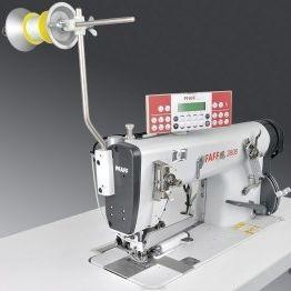 Kettenstichnähmaschine / automatisch / Hochgeschwindigkeit / Untertransport