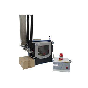 Druck- und Etikettiermaschine / Thermotransfer