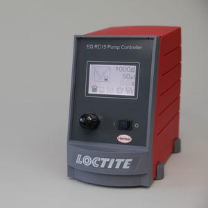 Kontrollgerät für Klebstoffauftragssysteme