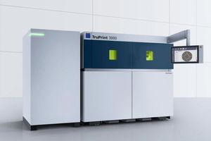 Großformatdrucker für Kunststoffe