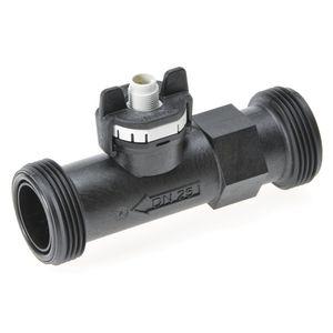Vortex-Durchflussmesser / für Flüssigkeiten / für Wasser / kompakt
