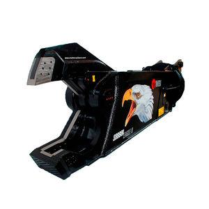 hydraulischer Abbruchschere