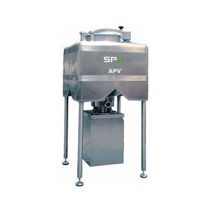 dynamischer Mischer / kontinuierlich / Flüssigkeits-Feststoff / Pulver