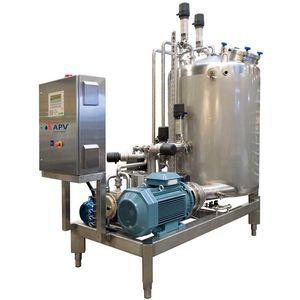 Rotor-Stator-Mischer / Chargen / Pulver / für die chemische Industrie