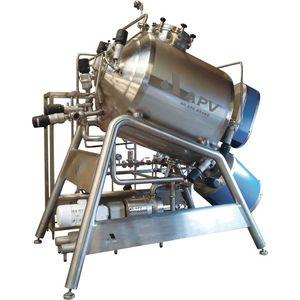 Rotor-Stator-Mischer / Chargen / für Flüssigkeiten / für die chemische Industrie