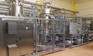 Pasteurisierer für Milchprodukte