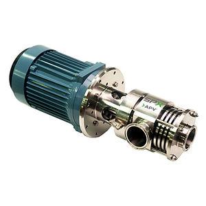 Rotor-Stator-Mischer / Inline / für Flüssigkeiten / Milchprodukte