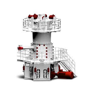 Vertikalwalzenmühle
