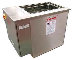 Ultraschall-Reinigungsanlage / Wasser / manuell / für Industrieanwendungen