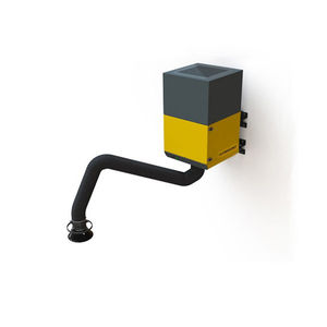 festinstallierte Rauchabzugsanlage / Schweiß / Trockenfilter