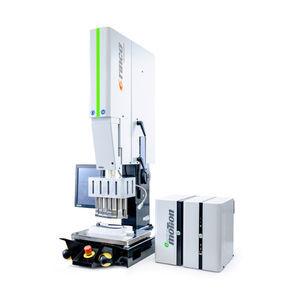 Ultraschall-Schweißmaschine / AC / servogesteuert / ISO