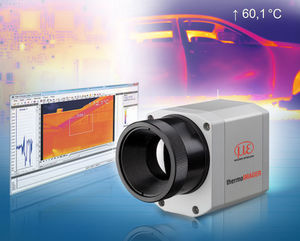 Wärmebildkamera / Inspektion / Überwachung / HD