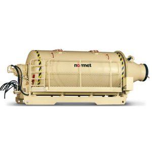 hydraulischer Betonmischer