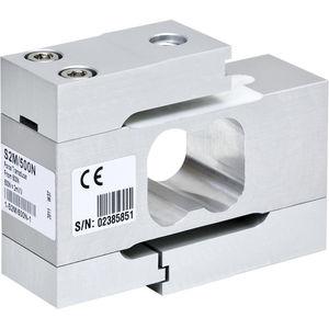 Wägezelle / Zug- und Druckkraft / S-förmig / Hochpräzision / IP67