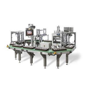 automatisierte Siegelmaschine