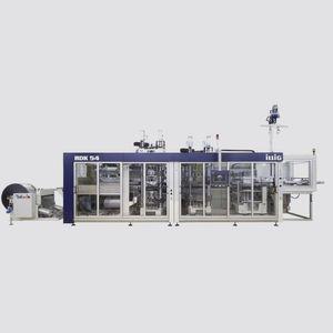 Rollen-Thermoformmaschine / für Verpackung / automatisch / Industrie