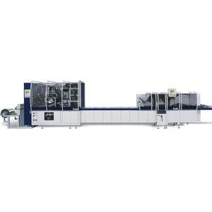 automatische Verpackungsmaschine / servogesteuert / Blister / horizontal