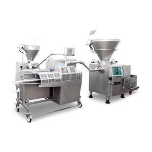 Abfüllanlage für die Lebensmittelindustrie / Fass / vollautomatisch / Mehrkopf