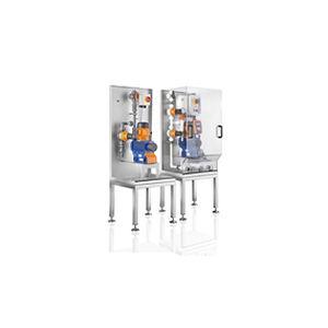 volumetrisches Dosiersystem / für Flüssigkeiten / für Chemikalien