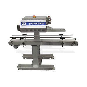 halbautomatische Siegelmaschine