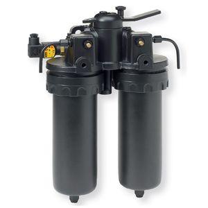 hydraulischer Filter