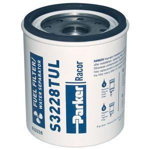 Filterpatrone für Boot / Wasser / Kraftstoff / für Feinfilterung