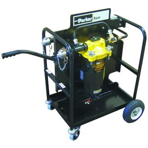 Koaleszenzfilteranlage / Kraftstoff / mobil / hochwirksam