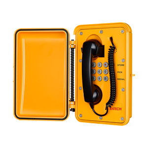 analoges Telefon / VoIP / PoE / IP66