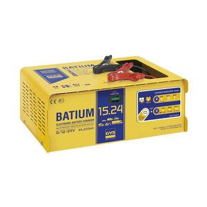 Blei-Säure-Batterieladegerät / tragbar / automatisch / mikroprozessorgesteuert