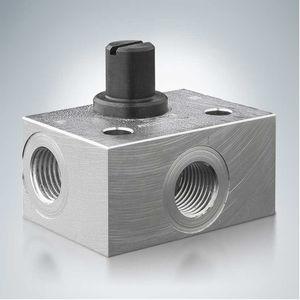 hydraulisch gesteuertes Ventil