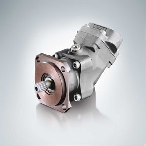 Axialkolben-Hydraulikmotor / Schrägachsen-Axialkolben / konstanter Hubraum