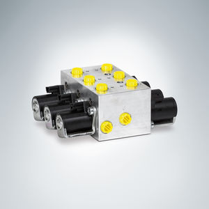 Hydraulik-Wegeventil mit Ventil