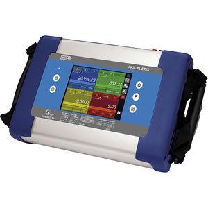 Temperaturkalibrator / Druck / Frequenz / für Temperaturfühler
