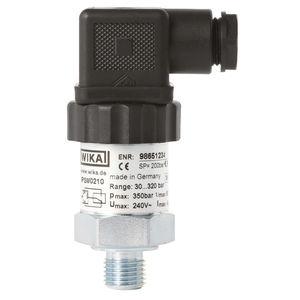 Druckschalter für Gas / Kolben / für Spritzgussmaschinen / für Hydraulikanwendungen