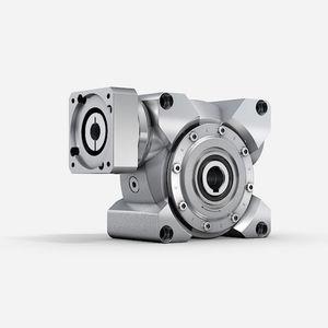 Schnecken-Servogetriebe
