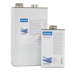 Schutzlack / Zweikomponenten / Polyurethan / chemikalienbeständig
