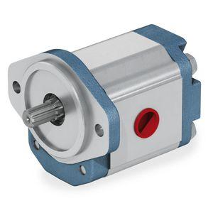 Zahnrad-Hydraulikpumpe / geräuscharm / Aluminium