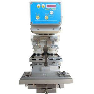 Tampondruckmaschine mit geschlossenem Farbgebersystem