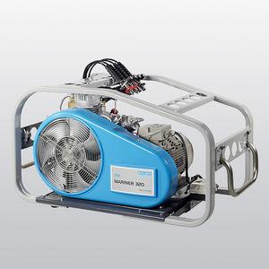 Atemluftkompressor / tragbar / mit Elektroantrieb / dieselbetrieben