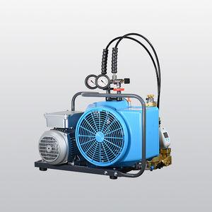 Atemluftkompressor / mobil / mit Elektroantrieb / benzinbetrieben