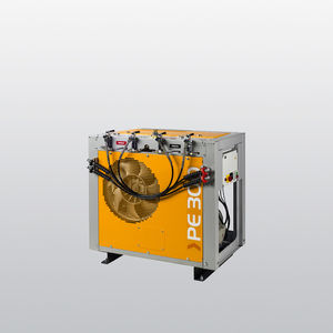 Atemluftkompressor / stationär / mit Elektroantrieb / Kolben